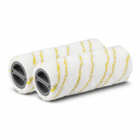 Zestaw padów (żółty) do mopa elektrycznego