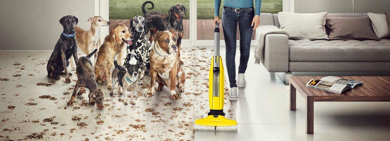 Mop elektryczny, nowa definicja czyszczenia podłóg