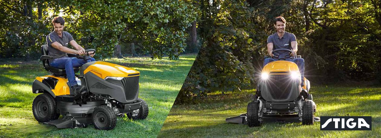Poznaj nową ofertę traktorów ogrodowych!