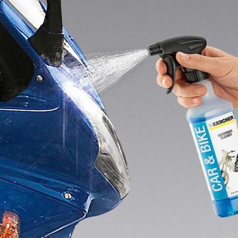 Do czyszczenia i pielęgnacji pojazdów