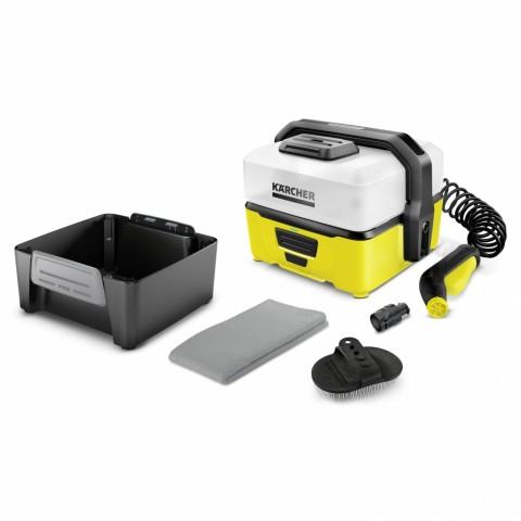 Myjka terenowa Mobile Outdoor Cleaner - zestaw Pet Box