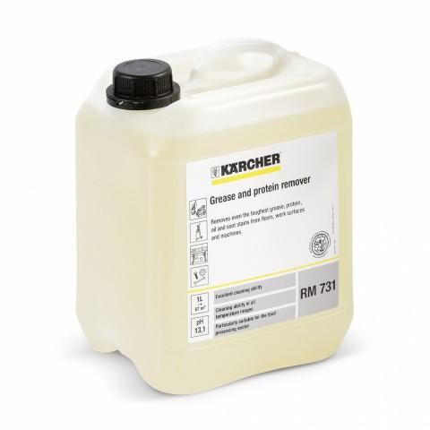 RM 731 Rozpuszczalnik tłuszczy i białek, 5 l