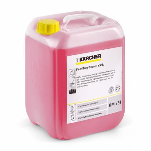 RM 751 Środek do usuwania nalotu cementowego, 10l