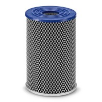Filtr HEPA z wkładem węglowym Ø6x9