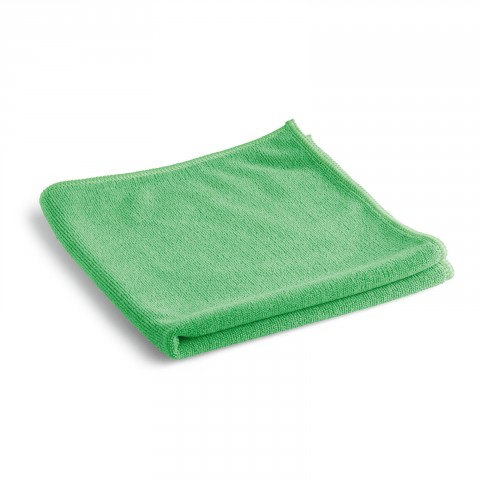 Mikrofibra zielona Premium 40x40cm
