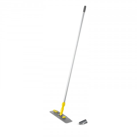 Mop system Trzymak mopa z klipsem 40cm+kij