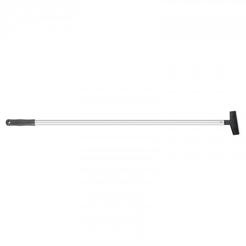 Skrobak 10cm z rączką 120cm