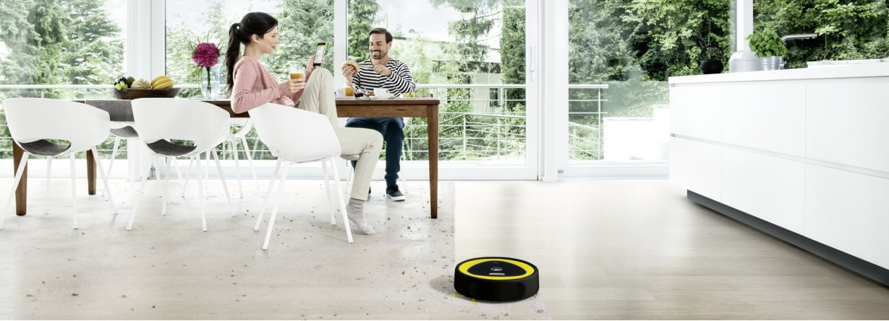 Nowy robot odkurzający RC 3