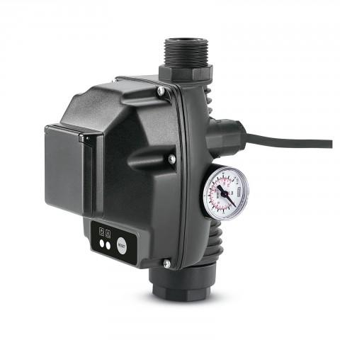Elektroniczny wyłącznik ciśnieniowy z zabezpieczeniem przed pracą na sucho