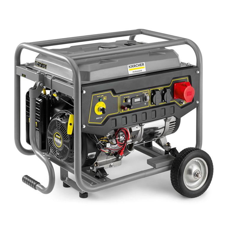 Generatory prądu i motopompa