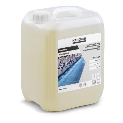RM 93 AGRI Preparat do czyszczenia powierzchni, kwaśny, 10 l