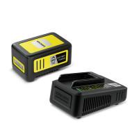 Zestaw: Szybka ładowarka + akumulator Kärcher 18V / 5,0 Ah