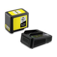 Zestaw: Szybka ładowarka + akumulator Kärcher 36V / 5 Ah
