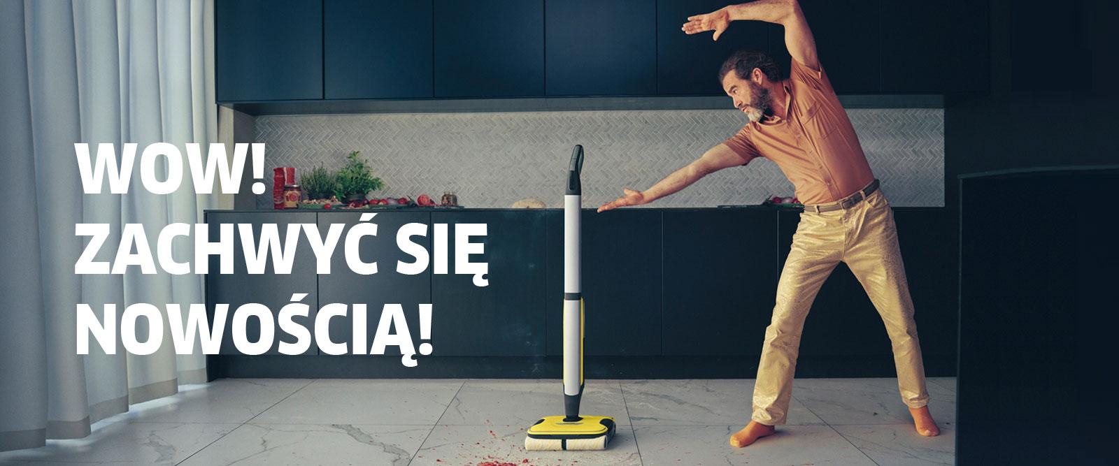 Mopy elektryczne – zachwyć się nowością!