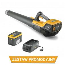 Dmuchawa akumulatorowa SAB 500 AE (zestaw)
