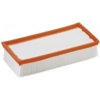 Płaski filtr falisty PES do NT 65/2,75/2 longlife