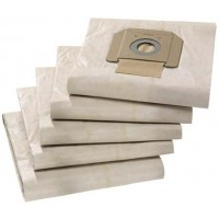 Papierowe worki filtracyjne 5 szt. NT 48/1, 65/2, 70/1, 70/2, 70/3, 75/2, 80/1