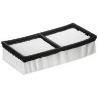 Płaski filtr falisty opakowany PES do NT 65/2,NT 75/2 longlife
