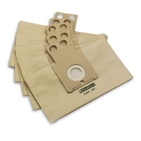 Worki papierowe RC 3000, RC 4000 (5 szt)