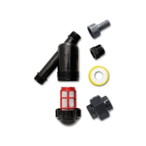 Dokładny filtr wody z adapterem