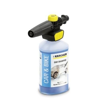 Lanca pianowa Connect 'n' Clean FJ 10 C z szamponem 3 w 1