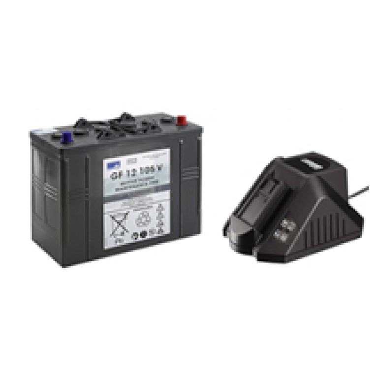 Baterie i ładowarki