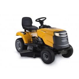 Traktory ogrodowe z wyrzutem bocznym