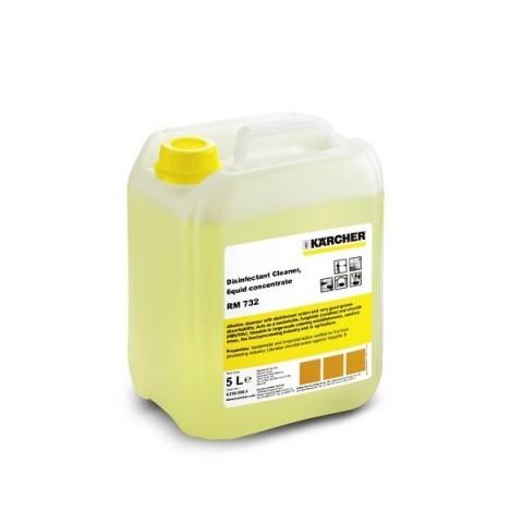 Środek czyszcząco-dezynfekujący (RM 732)