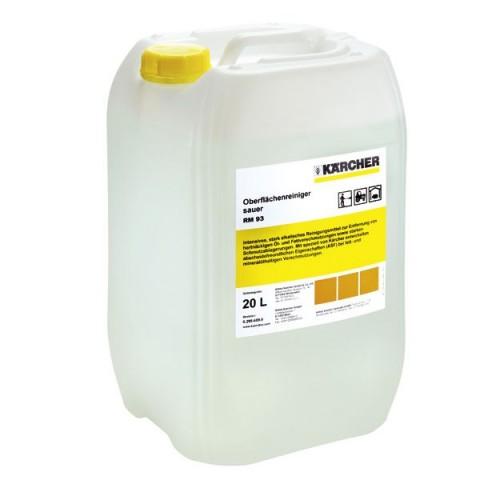 RM 93 AGRI Preparat do czyszczenia powierzchni 10 l