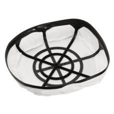 Filtr koszykowy z włókna igłowego T12/1, T15/1, T17/1