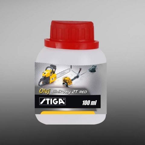 Olej silnikowy 2T RED butelka 100ml