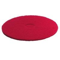 Pady tarczowe czerwone, 356 mm