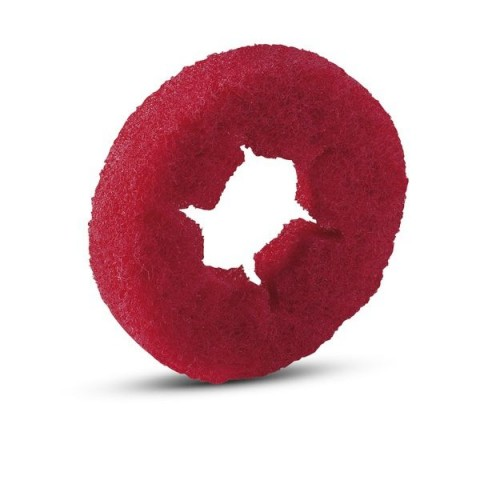 Pady walcowe czerwone 105 mm