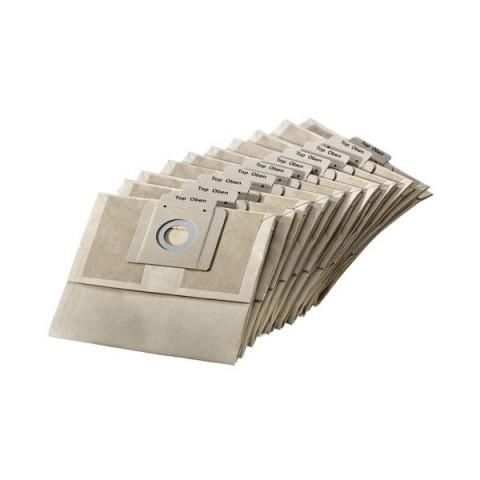 Papierowe worki filtracyjne 10 szt. BV 5/1, BDP 43, BDS 43