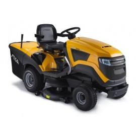 Traktory ogrodowe z koszem