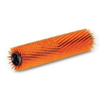 Szczotka walcowa o włosiu różnej długości, 400 mm